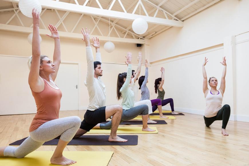 Cours Hatha Yoga méditation posturale